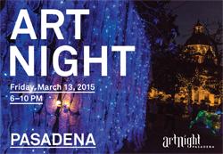 ArtNight Spring 2015 small
