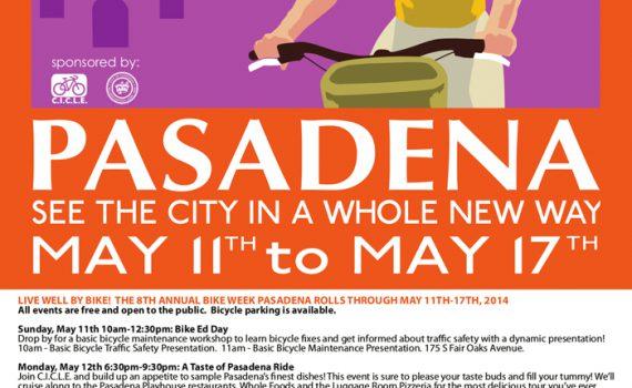 Bike Week 2014 Poster