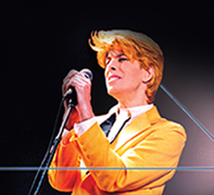 David Bowie Tribute image