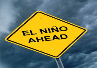 El Nino Warning Sign image