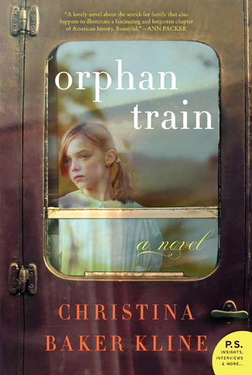 Orphan Train book image