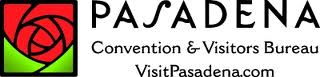 Pasadena Convention and Visitors Bureau logo 2