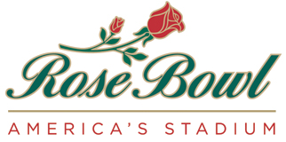Rose Bowl Stadium rectangle logo