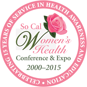 Socal Women's Health Conference Logo