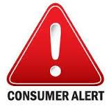 consumer alert icon