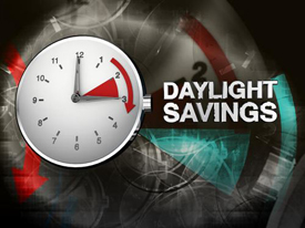 daylight savings time image
