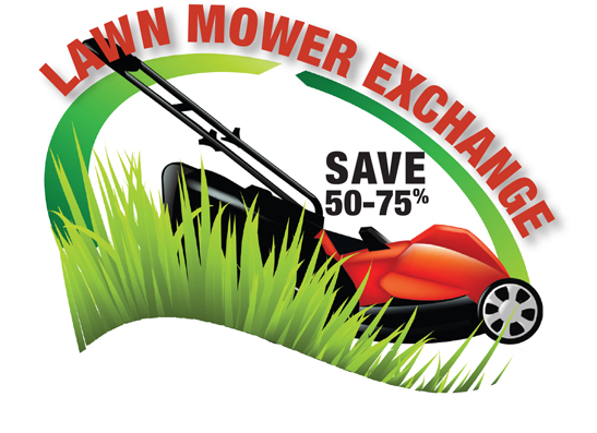 lawn mower exchange image