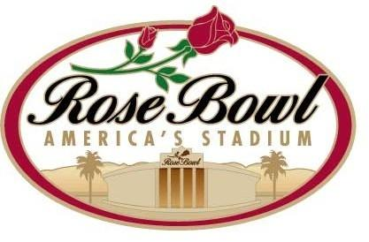 Rose Bowl Stadium oval logo