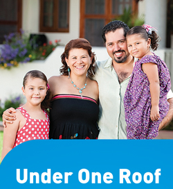under one roof image
