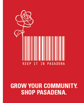 Keep It In Pasadena - Shop Pasadena