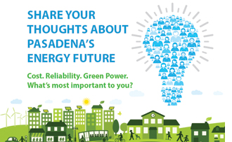 Share Your Thoughts About Pasadena's Energy Future image