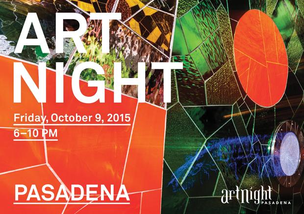 Pasadena ArtNight 2015-10-09
