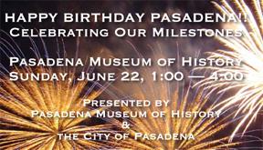 Pasadena 128th Birthday 2014