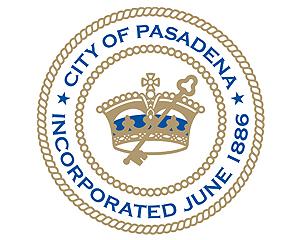 Pasadena City Seal