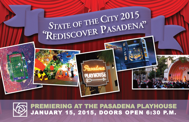 The State of the City 2015 postcard