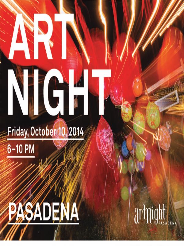 ArtNight October 2014