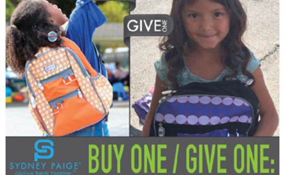 Buy One Give One - Sydney Page Inc flyer