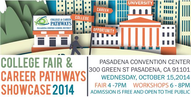 College Fair and Career Pathways Showcase 2014