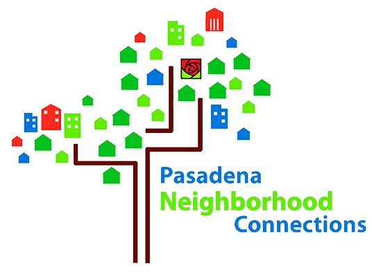 Pasadena Neighborhood Connections logo