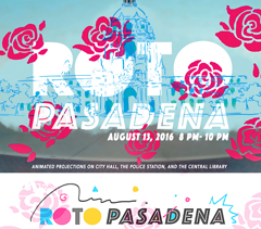 Roto Pasadena Announcement featured image