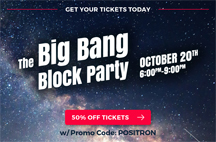 Big Bang Theory Block Party graphic