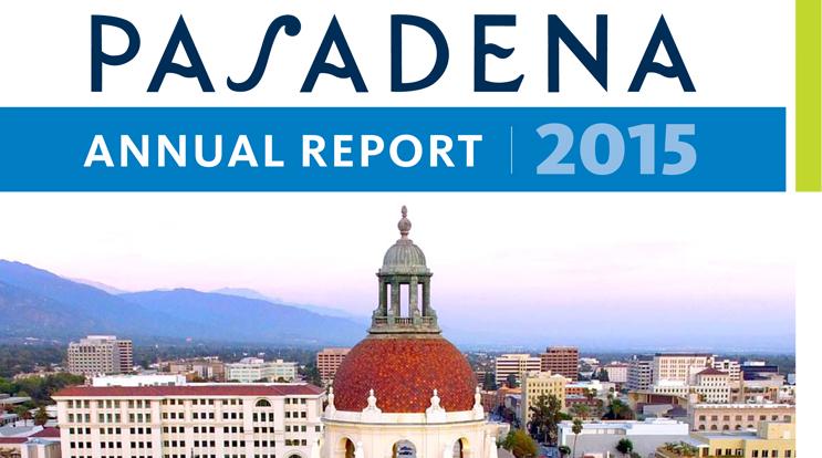 2015 Annual Report image