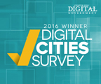 Digital Cities Award 2016 Logo