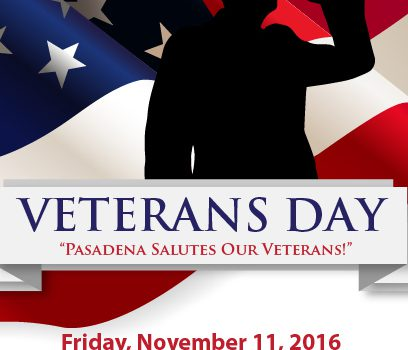 Veterans Day 2016