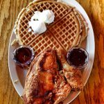 North Lake - Chicken and Waffles