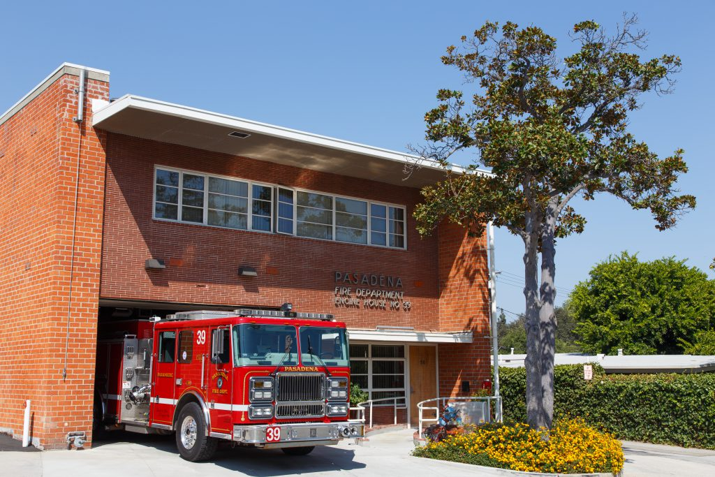 Pasadena Fire Station #39