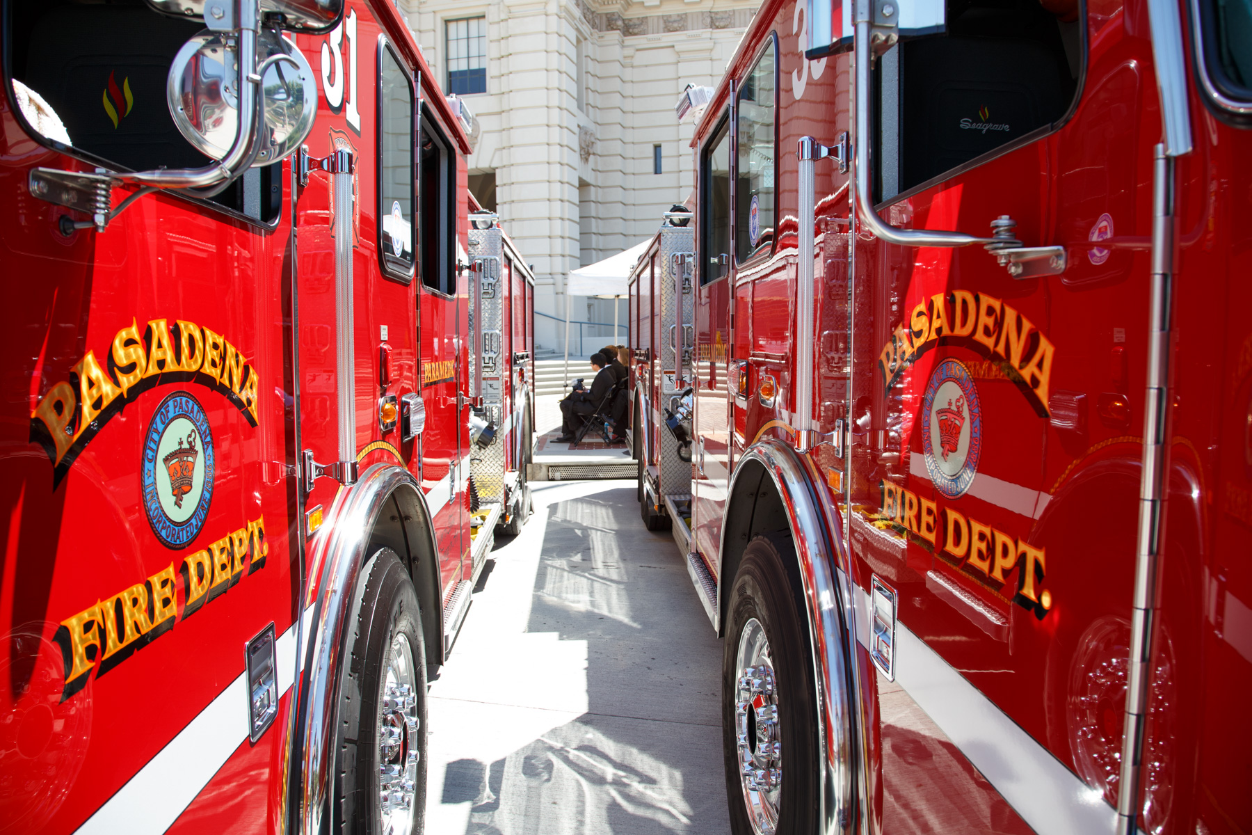 About The Pasadena Fire Department Fire Department