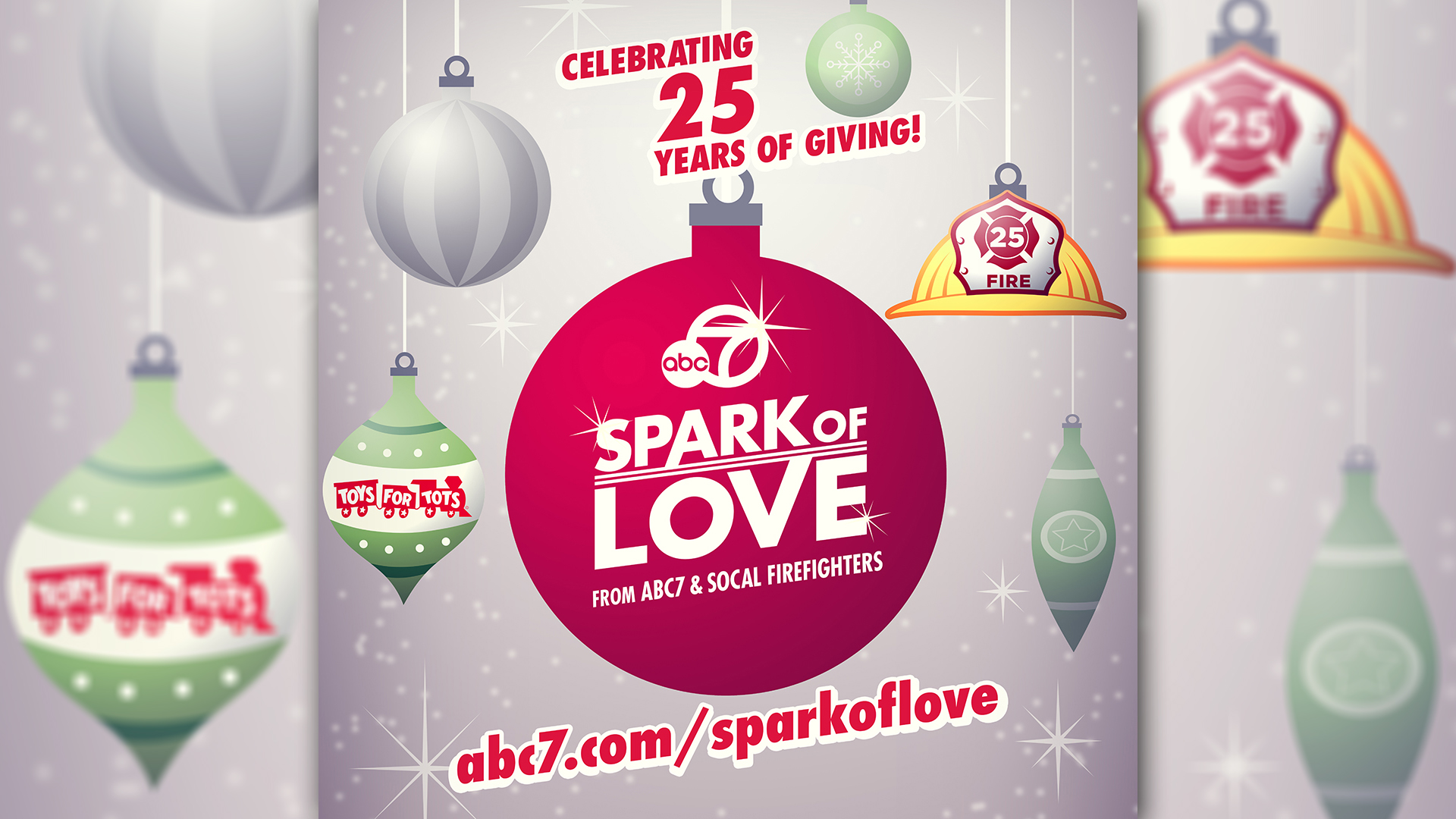 Spark of Love 2017 graphic