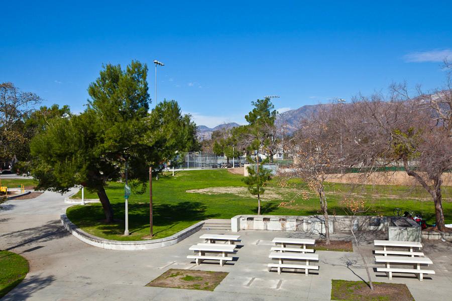 Image picnic area at Villa-Parke