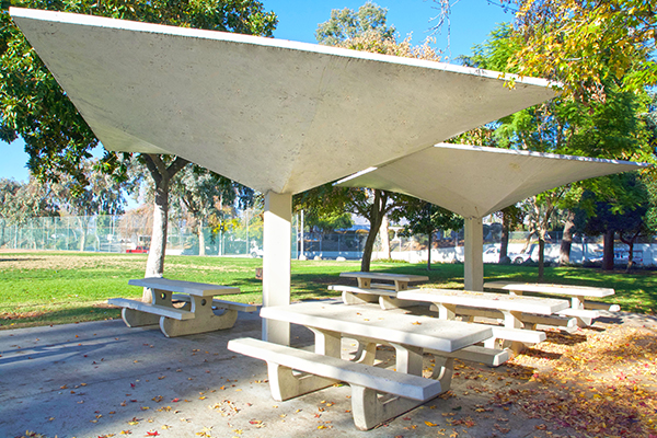 Picnic Shelter at Brenner Park