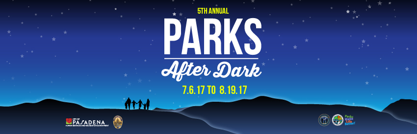 Parks After Dark Web Banner