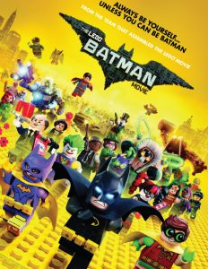 Lego Batman Movie Graphic