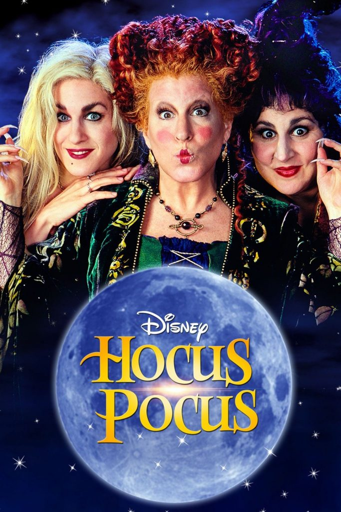 Hocus Pocus movie cover
