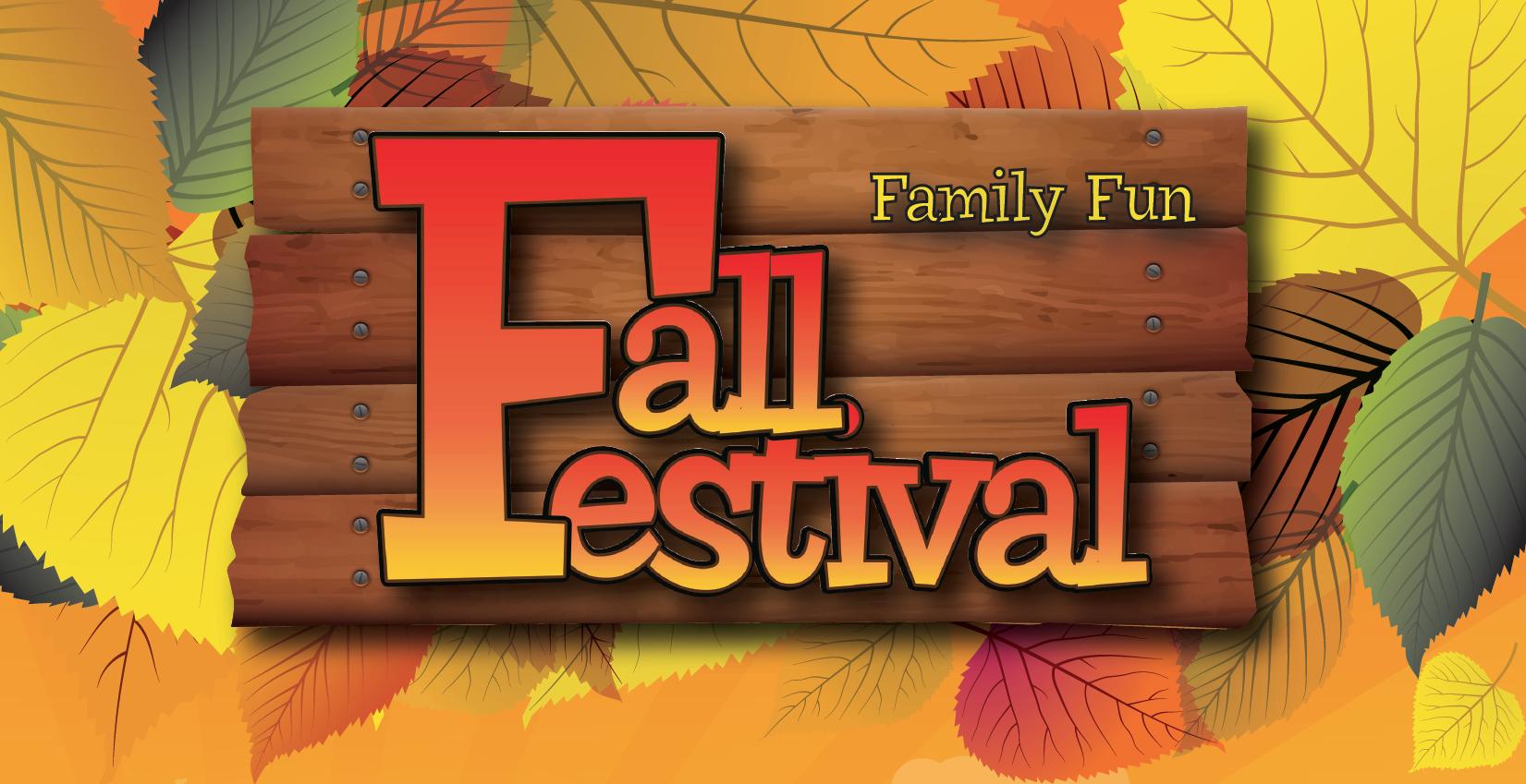 Fall Festival Banner 2018