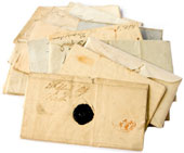 Collection of Letters from early Californians