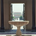 Central Library Fountain