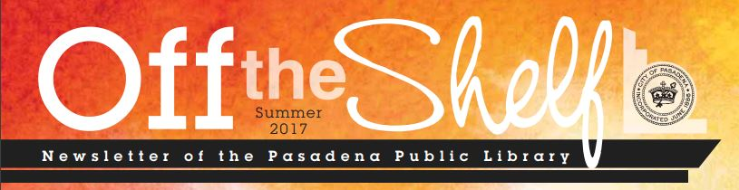 Click here to view the Summer 2017 newsletter!