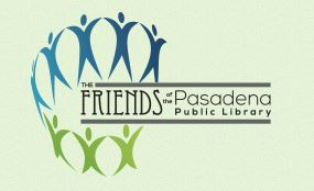 The Friends of the Pasadena Public Library Logo