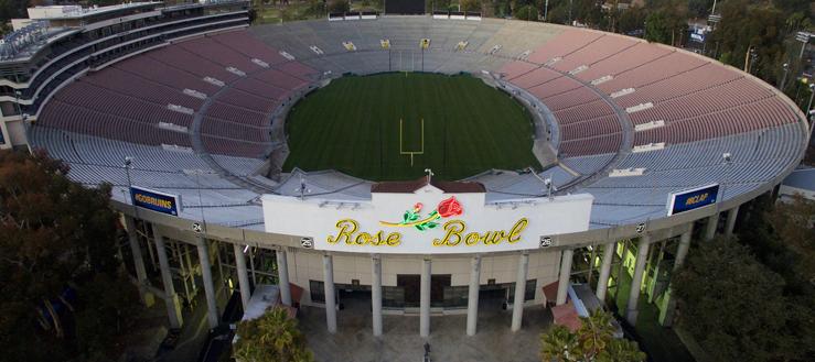 Image link to Rose Bowl website
