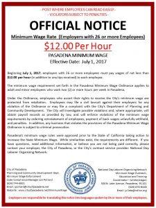 April 2016 Minimum Wage Flyer - 1000x1294 - English
