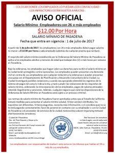April 2016 Minimum Wage Flyer - 1000x1294 - Spanish