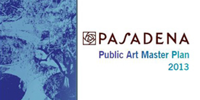 Public Art Master Plan Cover Image
