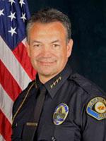 Phillip L. Sanchez, Chief of Police
