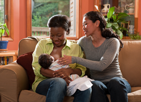 Breastfeeding Support image