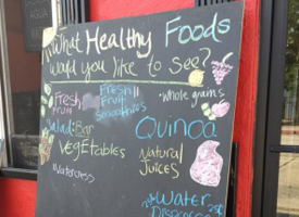 Healthy Retail