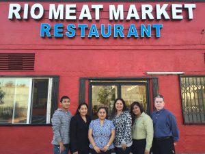 Rio Meat Market Storefront
